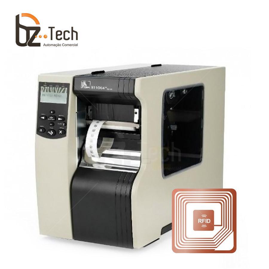 Foto Zebra Impressora Etiquetas R110xi4 203dpi Rfid
