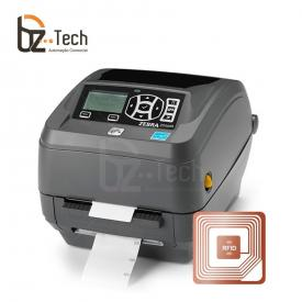 Zebra Impressora Etiquetas Zd500r 203dpi Rfid