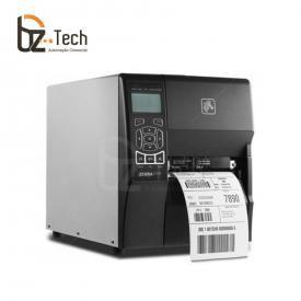 Foto Zebra Impressora Etiquetas Zt220 203dpi