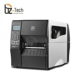Foto Zebra Impressora Etiquetas Zt230 203dpi Peel Off