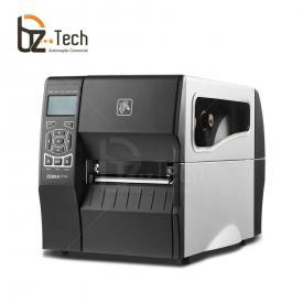 Impressora de Etiquetas Zebra ZT230 203 dpi com Peel Off