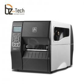 Foto Zebra Impressora Etiquetas Zt230 203dpi