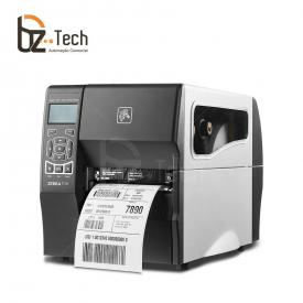 Zebra Impressora Etiquetas Zt230 300dpi Ethernet