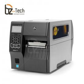 Zebra Impressora Etiquetas Zt410 203pdi Ethernet Wifi Cutter
