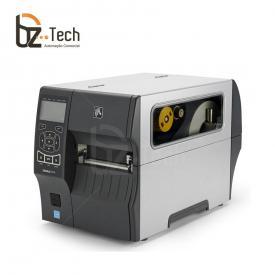 Impressora de Etiquetas Zebra ZT410 203dpi - Ethernet e Wi-Fi (ZebraNet)