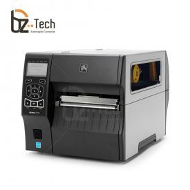 Zebra Impressora Etiquetas Zt420 300dpi Ethernet