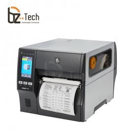 Zebra Impressora Etiquetas Zt421 203dpi