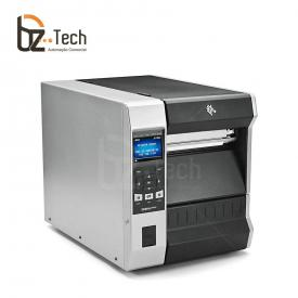 Zebra Impressora Etiquetas Zt620 203dpi Display Colorido