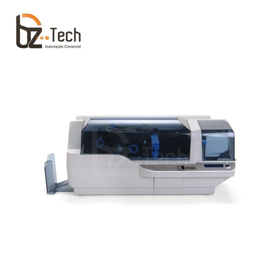 Foto Zebra Impressora P420i Dupla Face