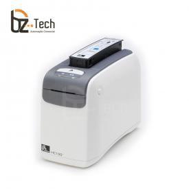 Foto Zebra Impressora Pulseira Hc100 Ethernet