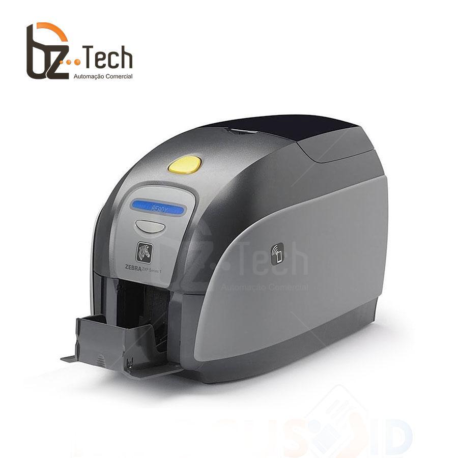Zebra Impressora Serie1 Uma Face Ethernet