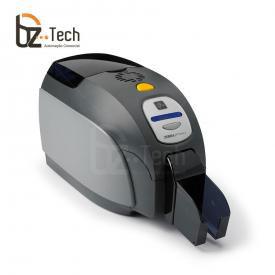Impressora de Cartão Zebra ZXP Serie 3 Uma Face - Gravador Magnético