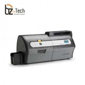 Impressora de Cartão Zebra ZXP Serie 7 Dupla Face - Ethernet e Gravador Magnético