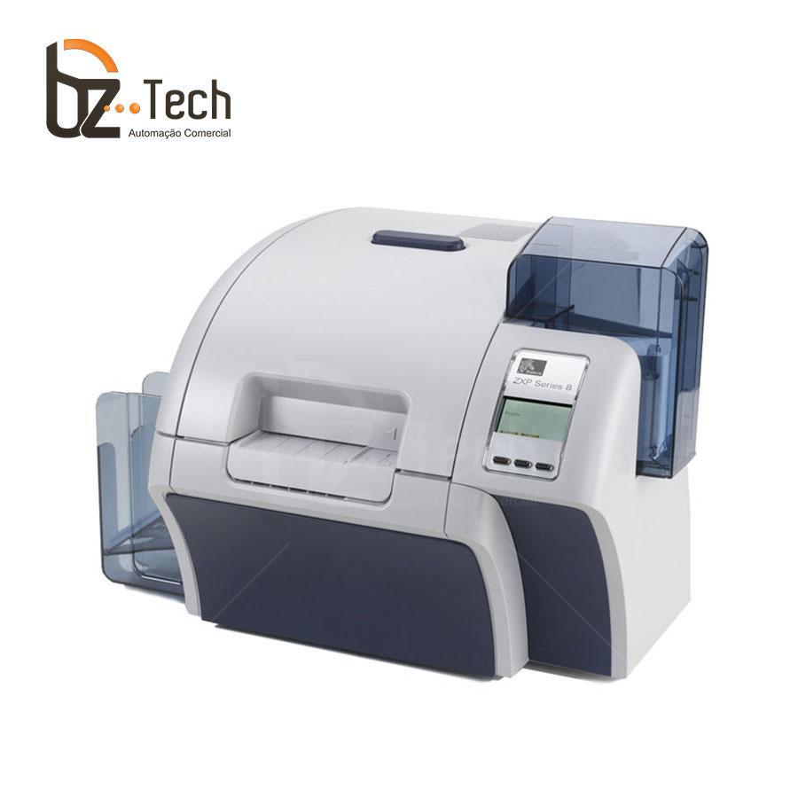 Zebra Impressora Serie8 Uma Face Ethernet