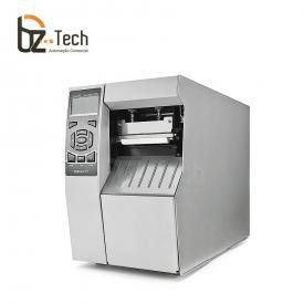 Zebra ZT510 203dpi com Peel Off e Rebobinador