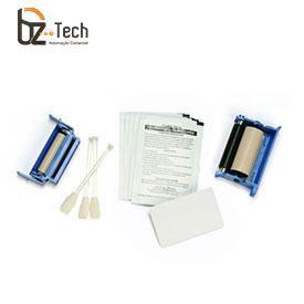 Kit Limpeza Zebra para Impressora P330i e P430i - 50 Cartões Tamanho Grande