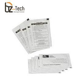 Kit Limpeza Zebra para Impressora ZXP Serie 7 - 12 Cartões para Mecanismo e Alimentador