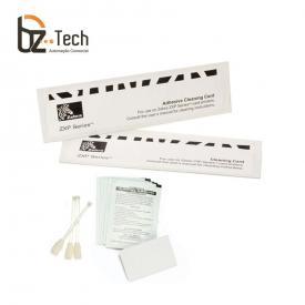 Zebra Kit Limpeza 105999 704
