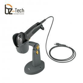 Leitor Zebra DS6707-SR Imager 2D QR Code (Symbol/Motorola) - Com Suporte