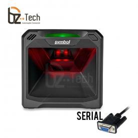 Leitor Fixo Zebra DS7708 Imager 2D QR Code (Symbol/Motorola) - Serial RS232
