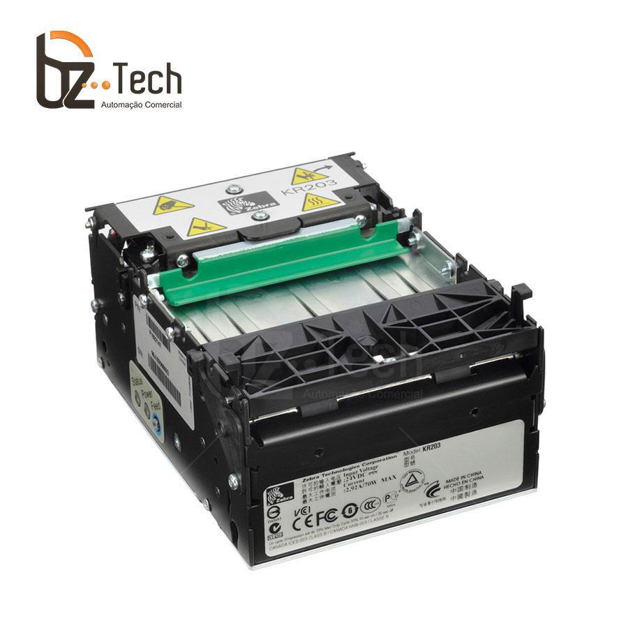 Zebra Modulo Impressor Kr203 Usb Serial
