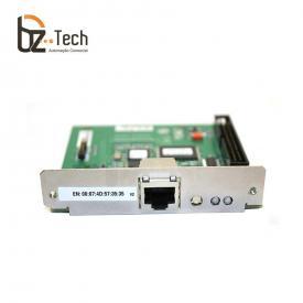 Placa de Rede Zebra Ethernet RJ45 para Impressora ZT220 e ZT230 - Servidor de Impressão (Print Server) ZebraNet