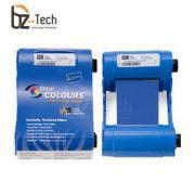 Ribbon Zebra Azul para Impressora P110i e P120i - 1000 Impressões