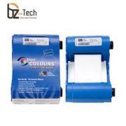 Ribbon Zebra Branco para Impressora P100i, P110i, P110m, P120i - 850 Impressões