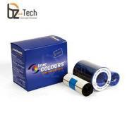 Ribbon Zebra Colorido para Impressora P310, P330, P420 e P430 - YMCKOK 170 Impressões