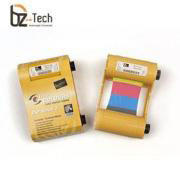 Ribbon Zebra Colorido para Impressora ZXP Series 3 - YMCKOK 230 Impressões