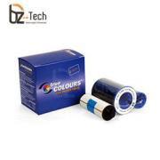 Ribbon Zebra Colorido para Impressora ZXP Series 8 - YMCK 625 Impressões