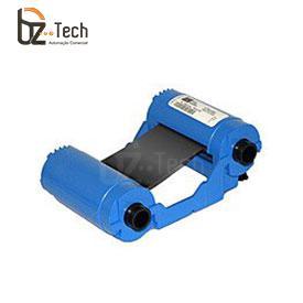 Ribbon Zebra Preto para Impressora P110i e P120i - 1000 Impressões