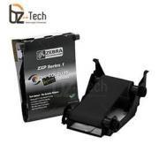 Ribbon Zebra Preto para Impressora ZXP Series 1 - 1000 Impressões