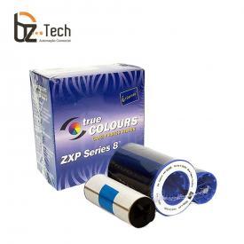 Zebra Ribbon Zxp8 Zxp9 2500 6 Cores
